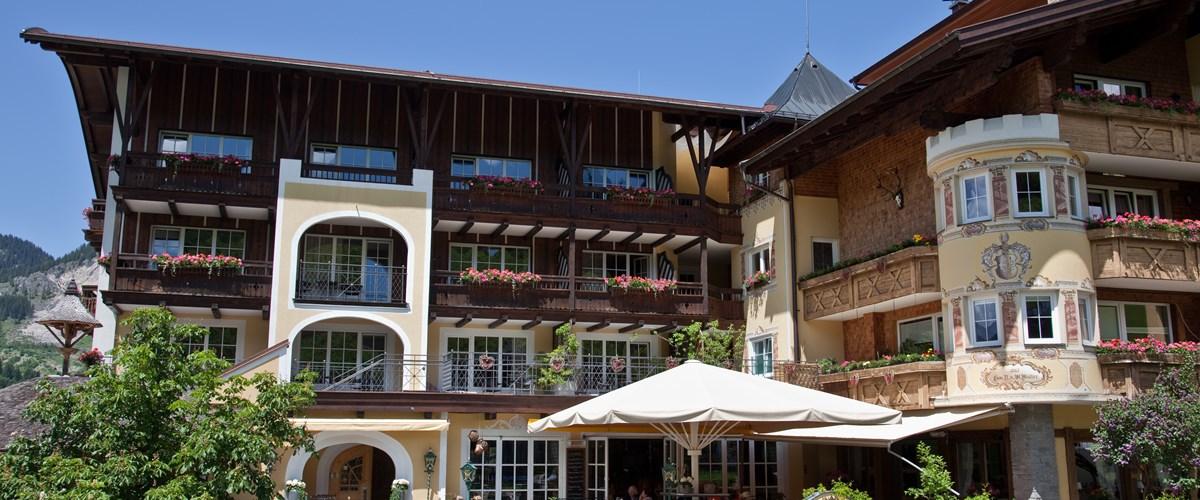 angebot hotel sonnenhof wanderhotels in tirol